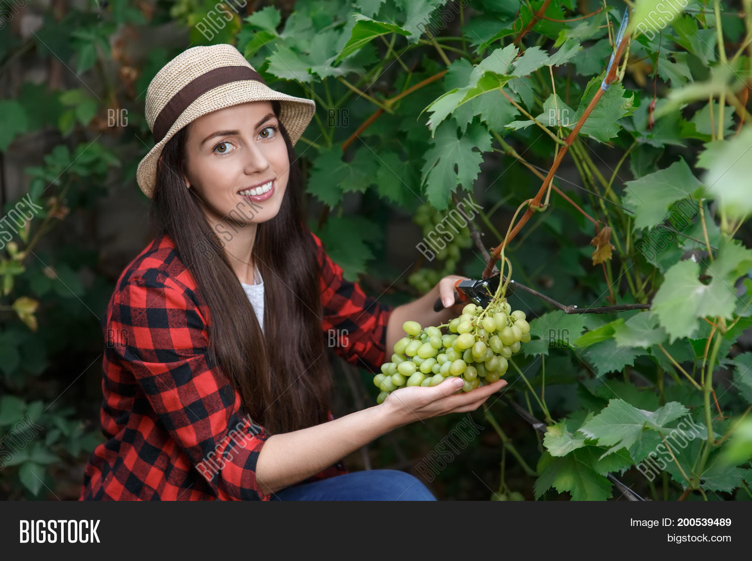 Portrait Happy Young Image Photo Free Trial Bigstock