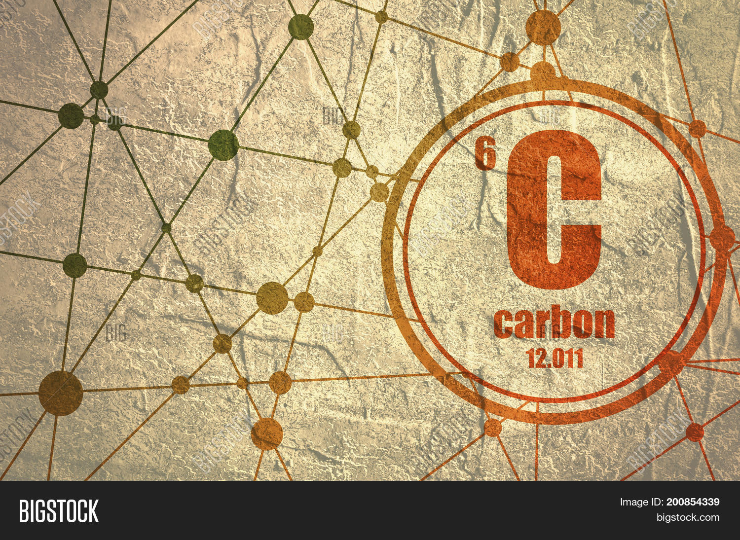Carbon chemical element sign image photo bigstock carbon chemical element sign with atomic number and atomic weight chemical element of periodic urtaz Image collections