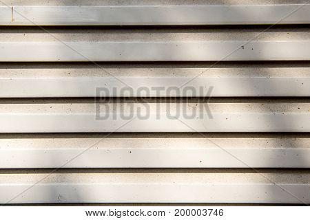 a louvers door with at background texture
