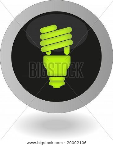 Energy Savings Icon