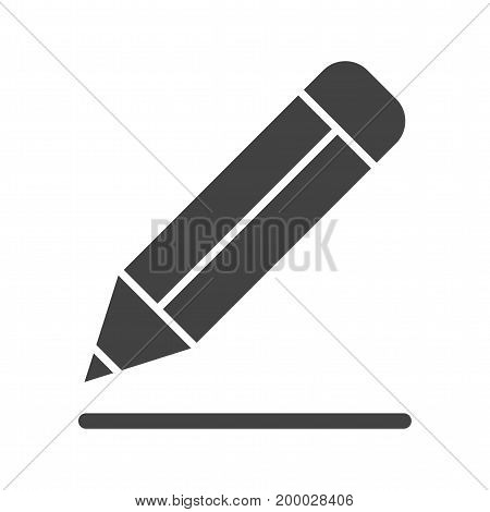 Content, planning, writing icon vector image. Can also be used for IT Services. Suitable for use on web apps, mobile apps and print media.