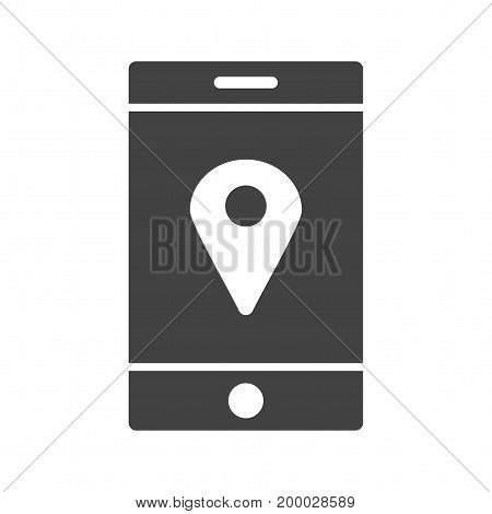 GPS, navigation, tracking icon vector image. Can also be used for IT services. Suitable for mobile apps, web apps and print media.