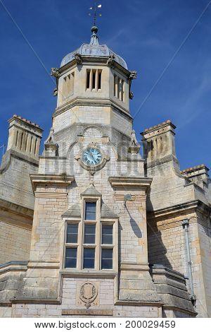 Bradford on Avon, UK - AUGUST 13, 2017: St Thomas More's Catholic Church