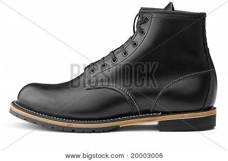 Black Boots Profil