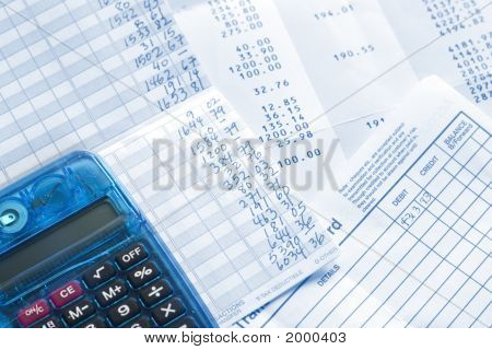 Bank Statement, Balancing Checkbook