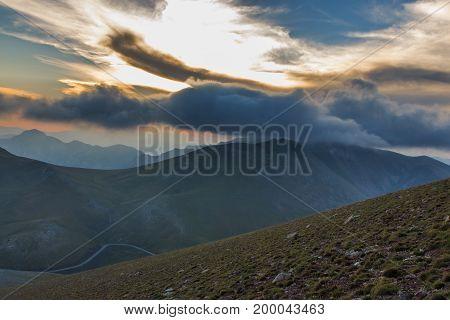 Route: Puigllançada, La Tossa d'Alp and Penyes Altes