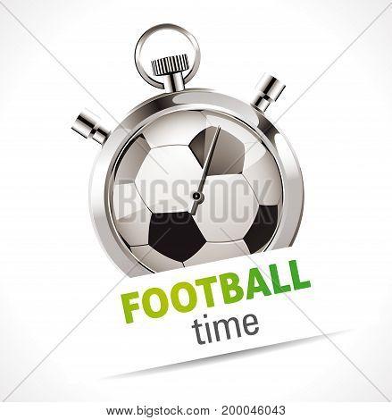 Stopwatch - Sport Football.eps