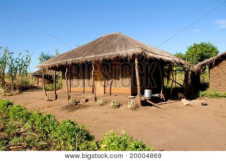 African houses