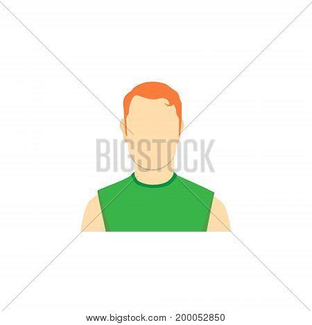 Man Avatar Icon