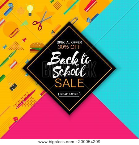 Stylish social media and ads web banner sale template collection. Vector illustrations for website banners, posters, and newsletter designs, promotional material.
