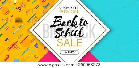 Stylish social media and web banner sale template collection. Vector illustrations for website banners, posters and newsletter designs, promotional material.