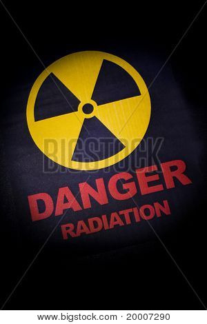 Radiation Hazard Sign
