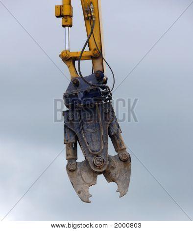 Demolition Claw