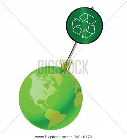Earth_sign recycle