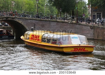 Dhl Delivery Company