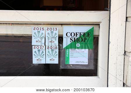 Coffee Shop License