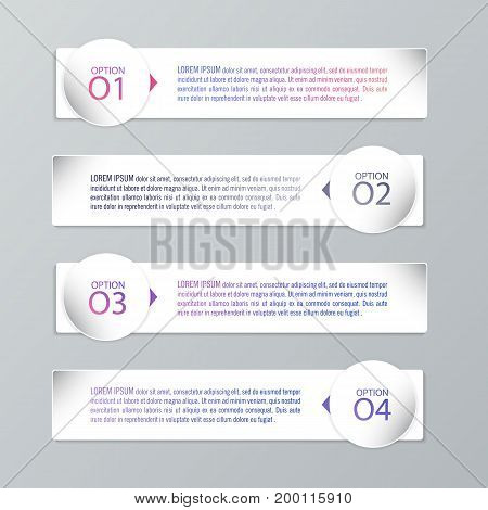 infographic templates for your business or website