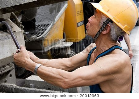 hardworking laborer