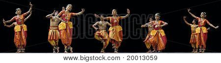 Indian Folk Dance Performed By Kalakshetra Dance Institute Of India