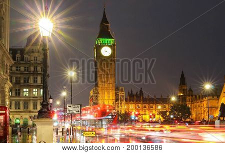 The Big Ben is a British cultural icon, the tower is one of the most prominent symbols of the United Kingdom.