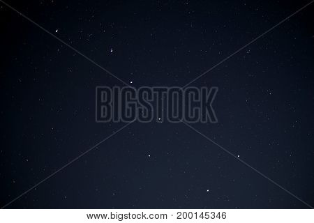 Constellation Of The Great Bear
