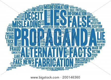 Propaganda Word Cloud