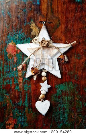 Handcrafted Christmas Star