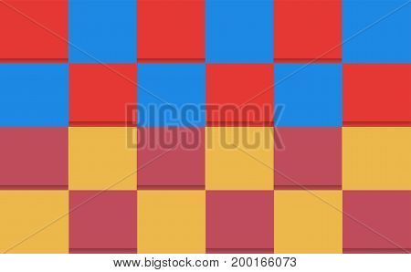 Abstract Modern Material Design Background.