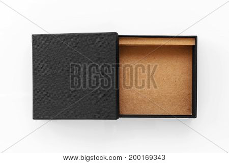 Black Box Product Packaging