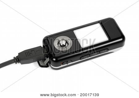 Mp3 Player With Blank Screen
