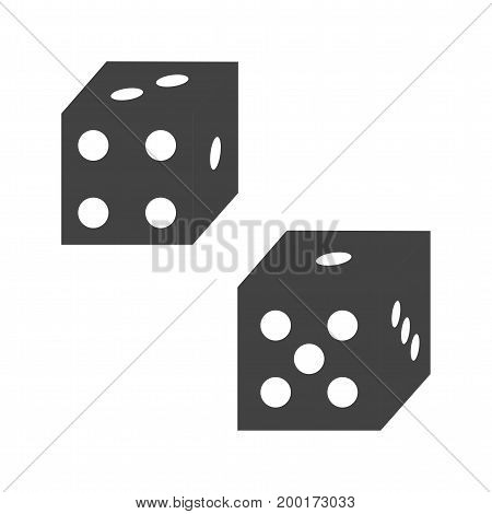 Statistics, probability, analysis icon vector image. Can also be used for Math Symbols. Suitable for use on web apps, mobile apps and print media.