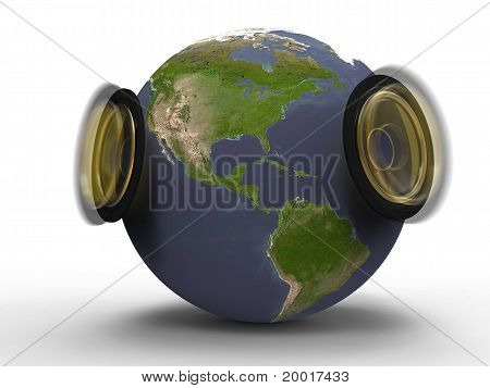 The Sound Of Planet Earth