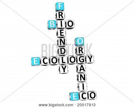 Ecology Crossword
