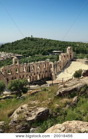 Theather of Herodes Atticus, Athens