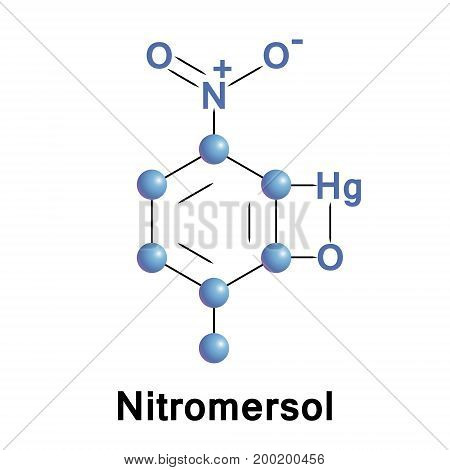 Nitromersol is a mercury-containing organic compound that is primarily used as an antiseptic and disinfectant it is in use as a preservative for vaccines and antitoxins