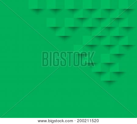 green square geometric texture background Abstract square geometric texture.banner background web design for infographics business finance.