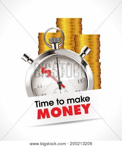 Stopwatch - Time To Make Money