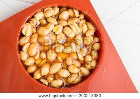 Kozinaki Made From Peanuts