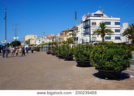 Cambrils City, Spain