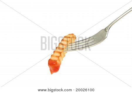 Chip On Fork