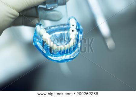 Dental Teeth Dentists Clinic