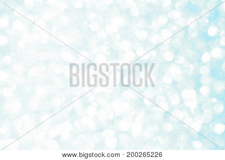 Blurred bubble background made from liquid soap