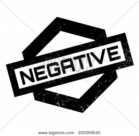 Negative rubber stamp. Grunge design with dust scratches. Effects can be easily removed for a clean, crisp look. Color is easily changed.