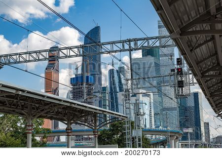 Moscow City Complex, Russia