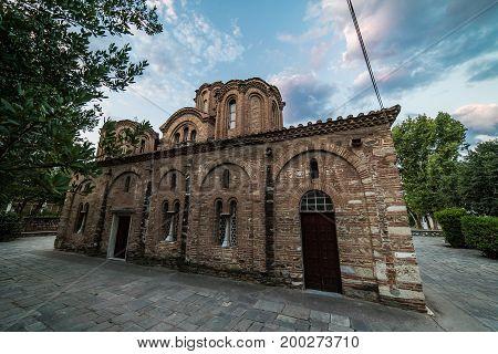 Twelve Apostles, Near Agiou Dimitriou Street, Right Angle View