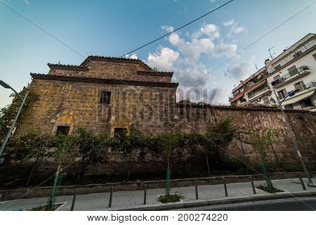 Pasha Hamam 1520-1530 in Thessaloniki Greece Europe