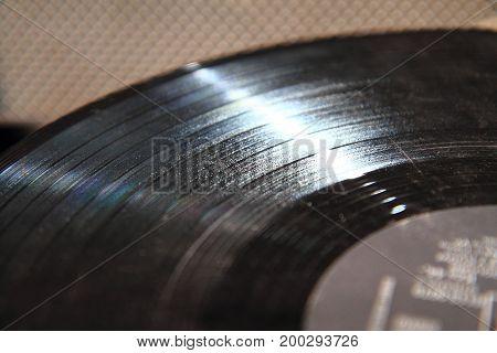 Vinil Record Detail
