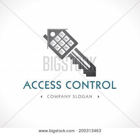 Logo - Access Control - Key 1