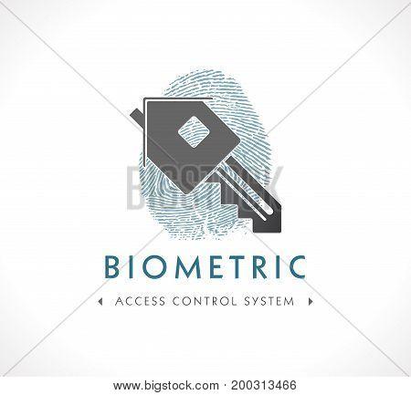 Logo - Access Control - Key 2