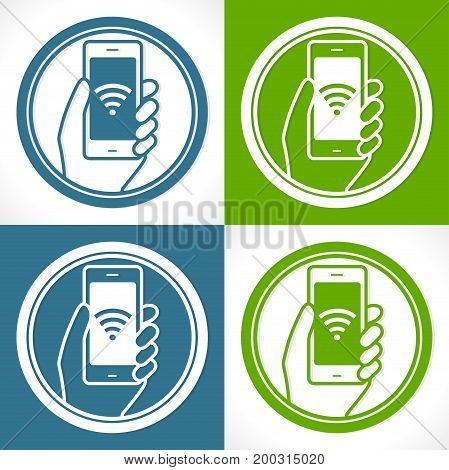 Logo - Free Wifi